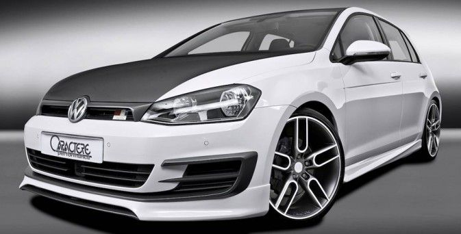 Volkswagen Golf 7 Styling Package by Caractère