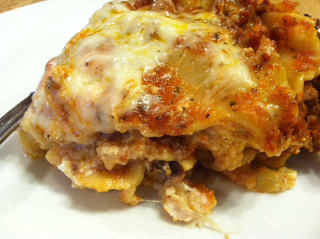 Slow Cooker Lasagna | Crockpot Cooking | Pinterest