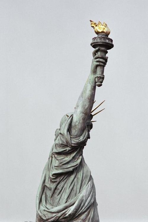 liberty enlightening the world essay Whilst there, i visited the statue of liberty, or liberty enlightening the world (la liberté éclairant le monde ) essay (1) general culture (1.
