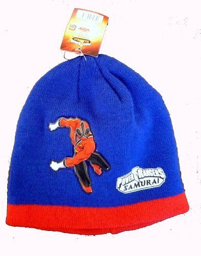 Official Licensed GENUINE Power Rangers Blue & Red Beanie Hat - Licensed power Rangers Merchandise by Licensed Power Rangers Merchandise. $13.99. Power Rangers Blue & Red Beanie Hat. Licensed Power Rangers Merchandise - Saban Entertainment. Made of Acrilic. IMPORTANT CHRISTMAS SHIPPING NOTICE!! - if ordered AFTER Dec. 5th, we CANNOT guarantee arrival by Christmas Eve (although the closer it is to the 5th, chances are it will arrive) - Reason is that US postal mail Volume...