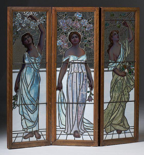 Glass Art Screens