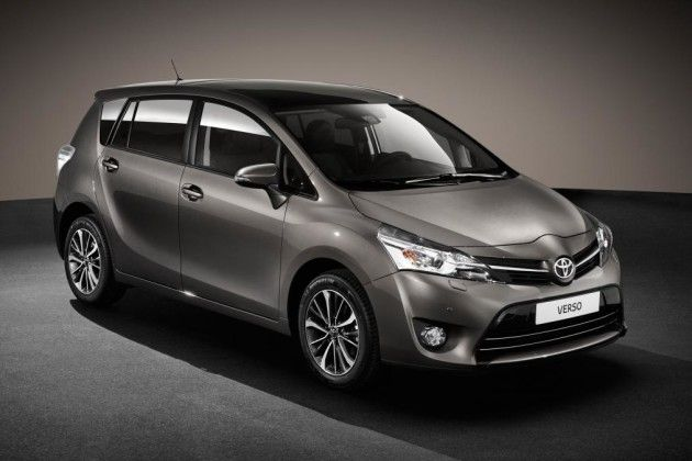 2017 Toyota Verso Review One of the safest MPV on the market