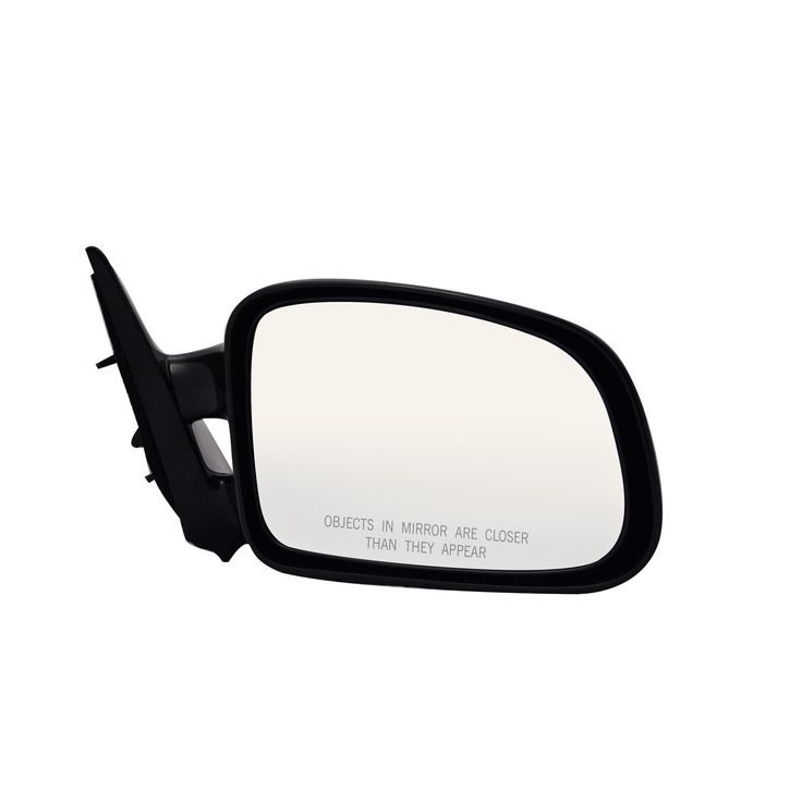 Pilot Automotive TYC 1820231 Black Passenger/ Driver Side Power Non-Heated Replacement Mirror for Pontiac Grand AM (