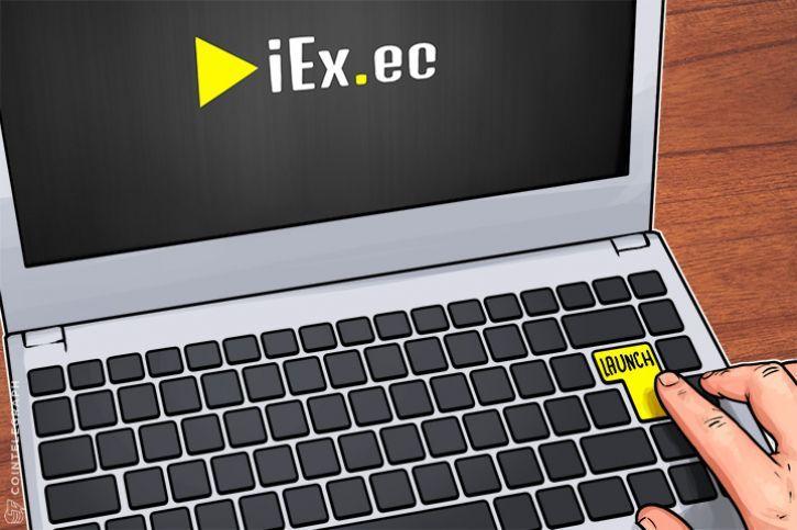 ICO Report: iEx.ec Cointelegraph