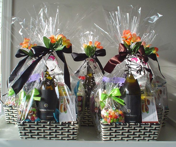 GORGEOUS GIFT BASKETS by -- pinkshark.ca