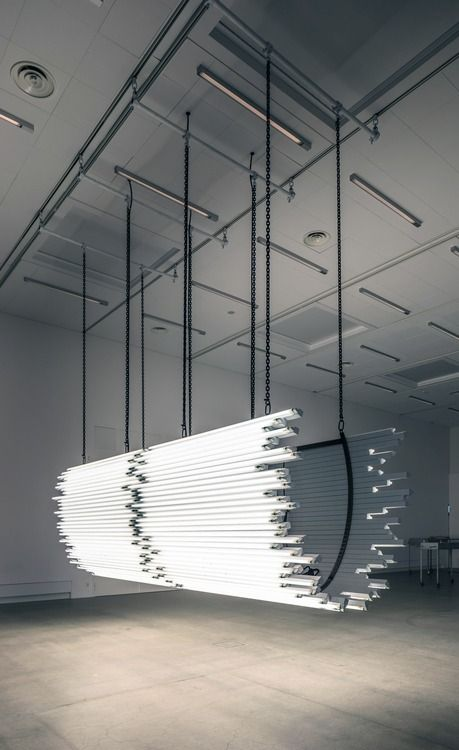 Monica Bonvicini - Light Me Black (2009)