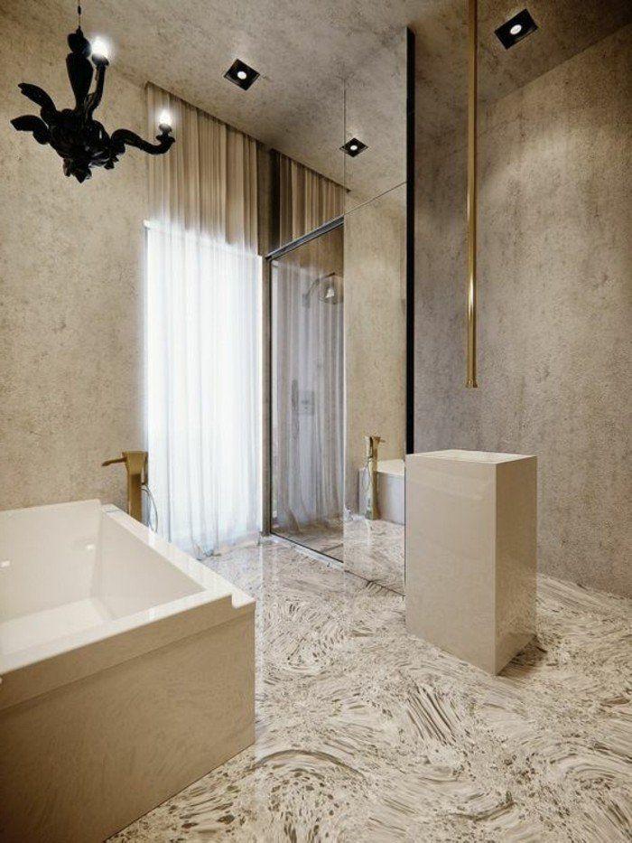 sol en dalles beiges couleur salle de bain taupe faience salle de bain taupe