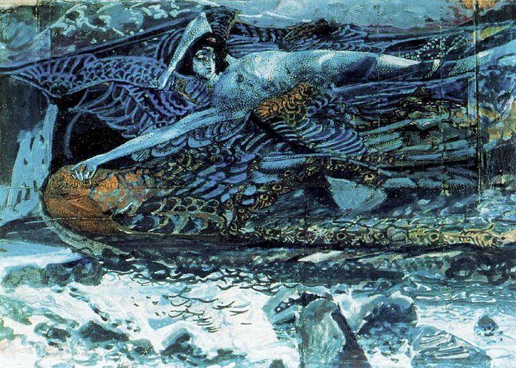 Mikhail Vrubel - Symbolism
