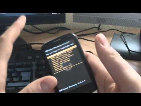 Huawei X3 Ideos CWM und CyanogenMod installieren - YouTube