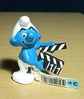 New Clapperboard Smurf Movie Film Smurfs Figure Germany Schlumpf 20710 2.0710 - 2.0710, 20710, Clapperboard, FIGURE, Film, Germany, Movie, Schlumpf, Smurf, Smurfs