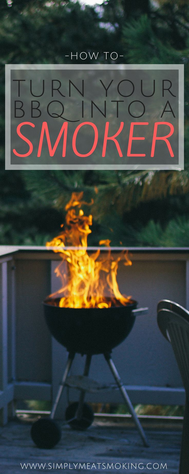 Need to smoke some meat but don't have a smoker? Follow these easy steps to turn your BBQ into a smoker!   Gas BBQ Recipes | Gas Barbecue Recipes | Gas Smoker Recipes | Gas Grill Recipes | Best Gas Grill Recipes | Best Gas Smoker Recipes | Best Gas BBQ Recipes | Best Gas Barbecue Recipes | Best BBQ Food | BBQ Inspiration | Barbecue Inspiration | Grilling Inspiration | How To | Inspiration | #bbq #barbecue #grilling #grill #bbqlife