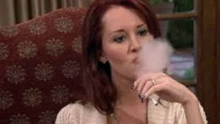 Allison DuBois vaping on the 'Real Housewives of Beverly Hills' #ecig #vapeon #RealHousewives #celebrities www.ViceVapes.com