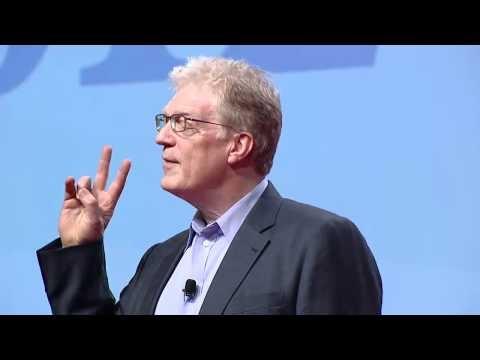 #ISTE12 Sunday Keynote featuring Sir Ken Robinson #edtech20
