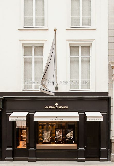 Luxury British Retail | ... Constantin luxury boutique on Old Bond street in Mayfair London UK