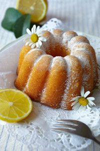 Lemon Cake Wax Melt