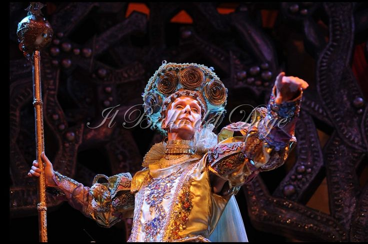 Chris Channing: Master of Ceremonies at 'Ballo del Doge' 2012. Venice Carnival behind closed doors. Antonia Sautter design/event