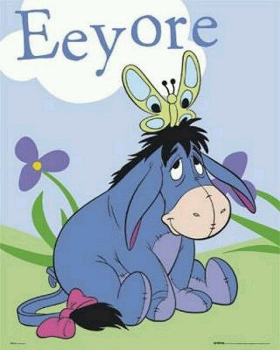 1166 best Winnie the pooh images on Pinterest  Pooh bear Eeyore