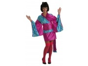 Disfraz de Geisha Ikita larga adulto 31.11 €.