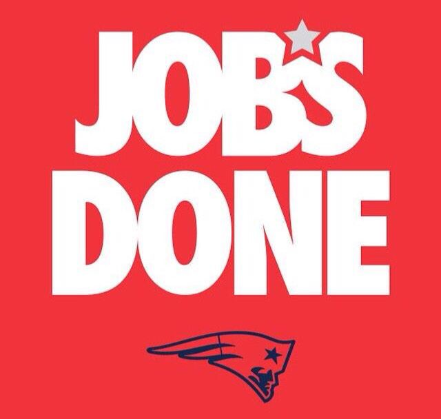 Do your Job New England!!