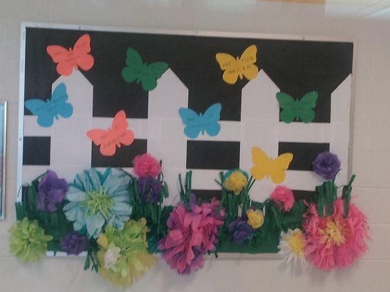 Spring Bulletin Board | easter | Pinterest | Jokes, Birthdays and ...