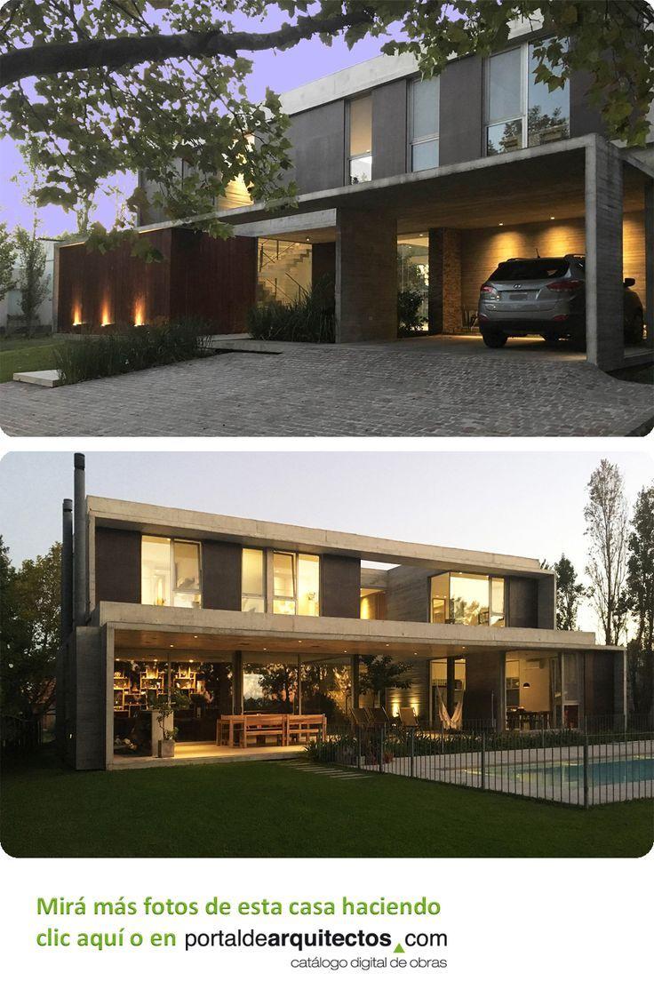 Pin En Casas Modernas