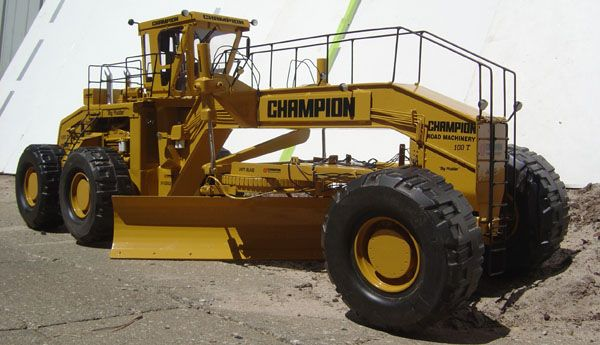 Champion 100t Mining Equipment Monster Trucks Heavy