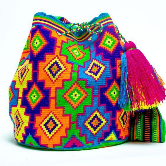 Wayuu  Çanta Modelleri 67