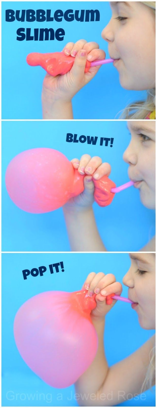 how to make slime talisa tossell