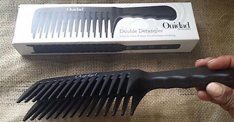 Les gens pensent que les soins naturels des cheveux sont difficiles, mais il existe 5 outils qui rendent mes cheveux …