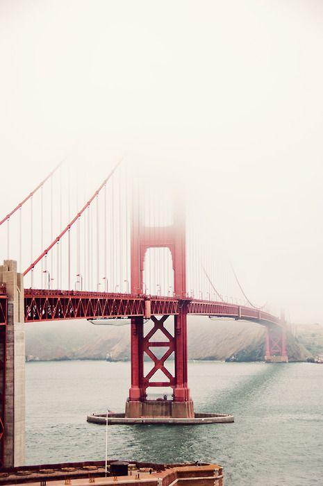 San FranSan Francisco California, Favorite Places, Golden Gate Bridge, Golden Gates Bridges, Cities, Sanfrancisco, My Heart, Goldengate, Travel