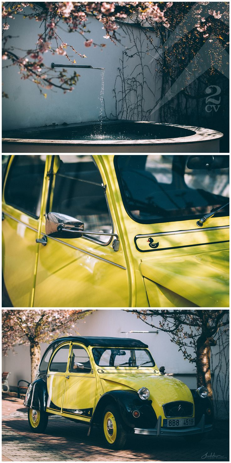 Citroen 2CV #oldtimer #2cv #citroen #car #vehicle #photography #hudolin