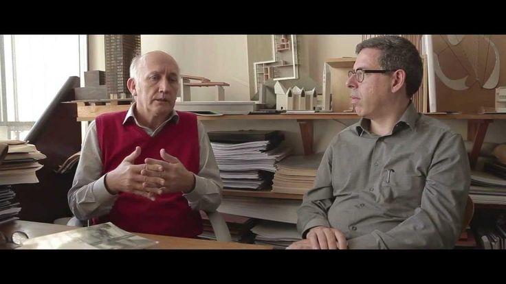 Fernando Alvarez y Jordi Roig hablan sobre la casa Gomis Bertrand