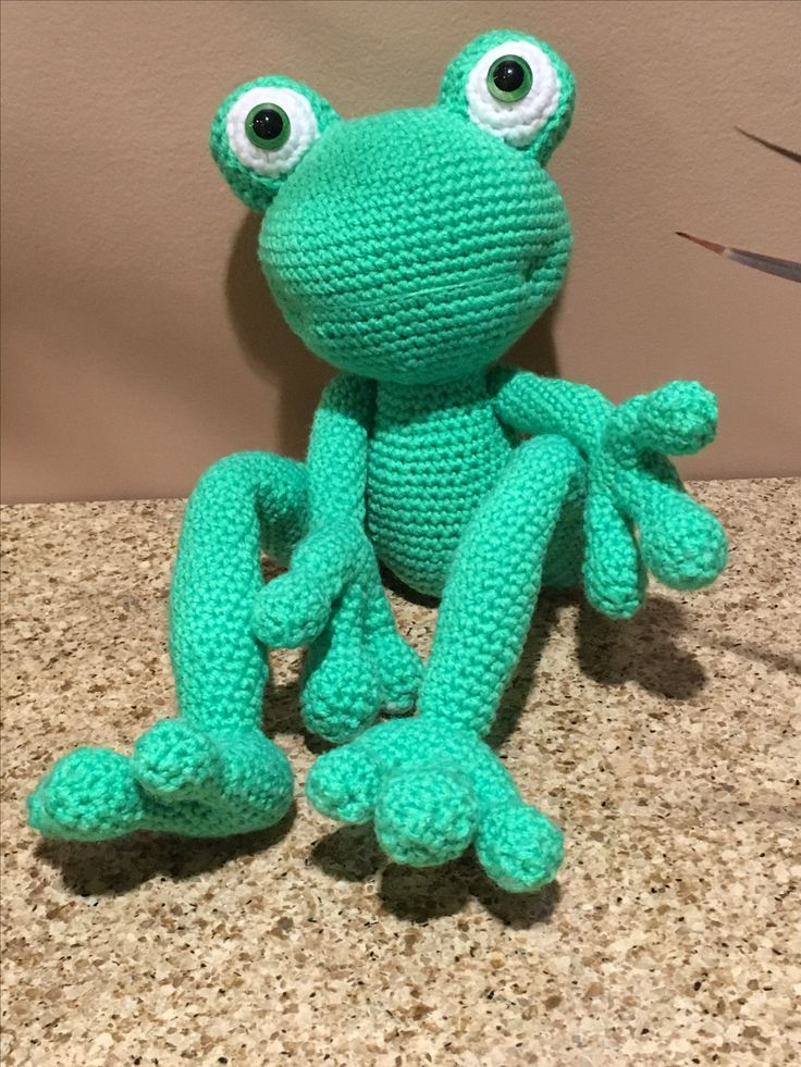 Hoppy the Frog