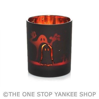 Yankee Candle Halloween 2013 Flicker Ghost Sampler Holder | eBay