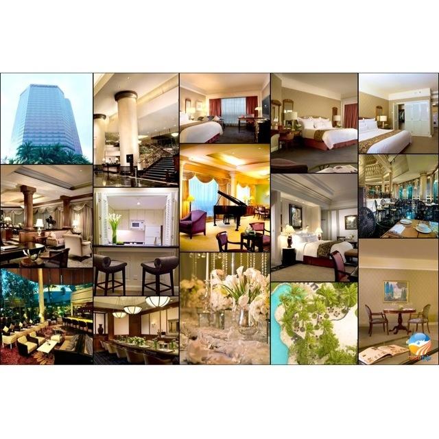 JW Marriot Hotel Surabaya, East Java, Indonesia, ⭐⭐⭐⭐⭐ Hotel.