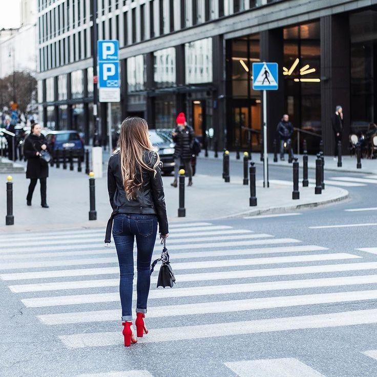 Street! #jeans #denim #skinny #amazing #blonde fot. @mone_photos
