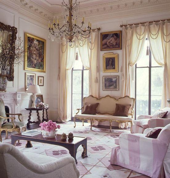 Home Decor New Orleans: Home Of Allison Kendrick, New Orleans, For Elle Decor