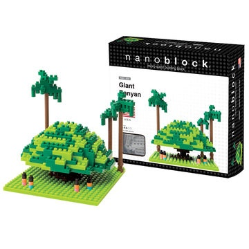 Buy Nanoblock Online - Animals, Dinosaurs & More | Utility