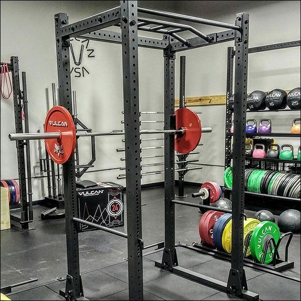 All you need for a big 3 powerlifting garage gym gym!! power