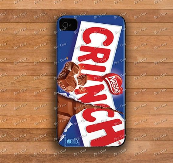 Nestle Crunch iPhone Case