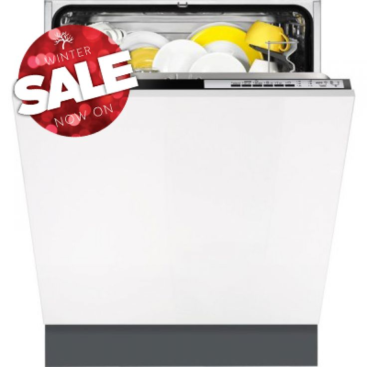 Zanussi Fully Integrated Dishwasher - Dishwashers - Appliances - Departments - D.I.D Electrical