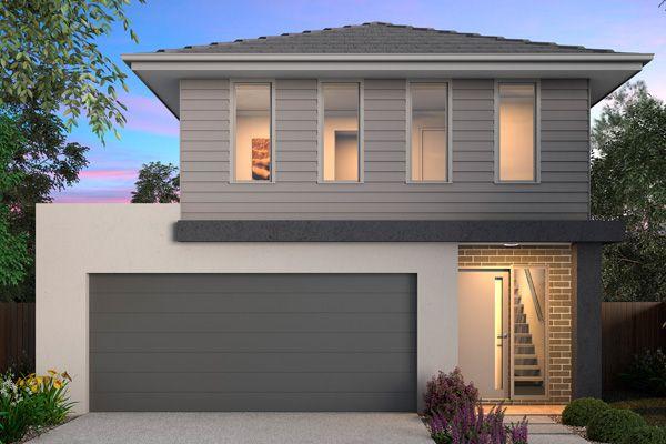 Hotondo Homes - Emerge 217 Optional Coda facade