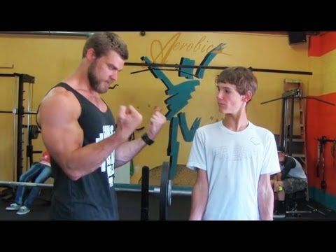 Mass Gaining Workout For Skinny Guys: Bulk Up Faster Using This Muscle Building Workout Plan - YouTube