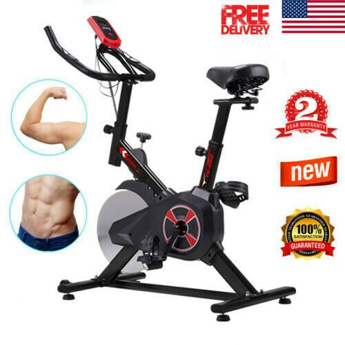 Ad Ebay Pro Indoor Exercise Cycle Spinning Bike Fitness Cardio