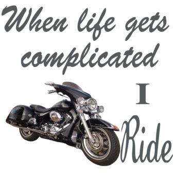 Repin if you agree, happy riding! #motorcycle #ride #life