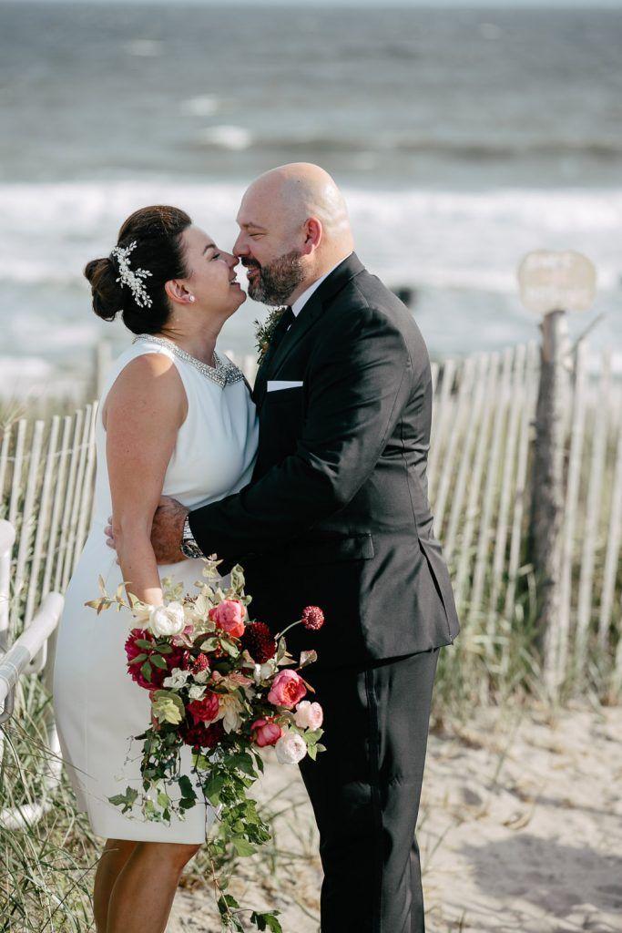 Rockaway Beach Queens Wedding Nyc Photographer New York City Lauren Spinelli Photography