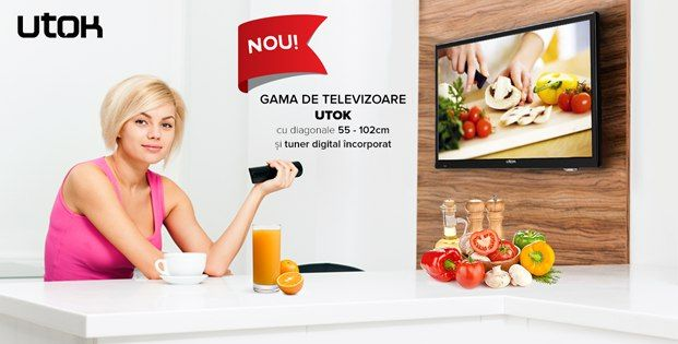 televizoare UTOK