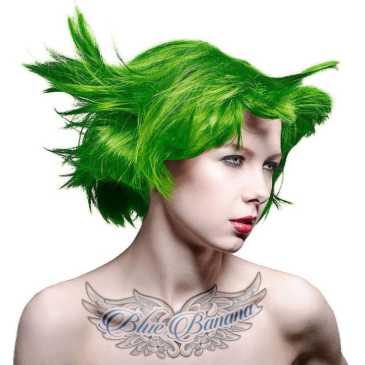 Manic Panic Amplified Hair Dye - Electric Lizard * You can find more details by visiting the image link.