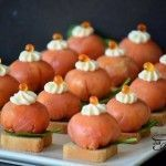 Bombones de salmón ahumado – Las mejores recetas de Huga