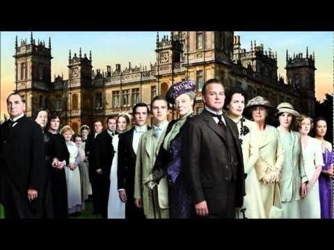 Downton Abbey - OST - #1 - suite opening theme song
